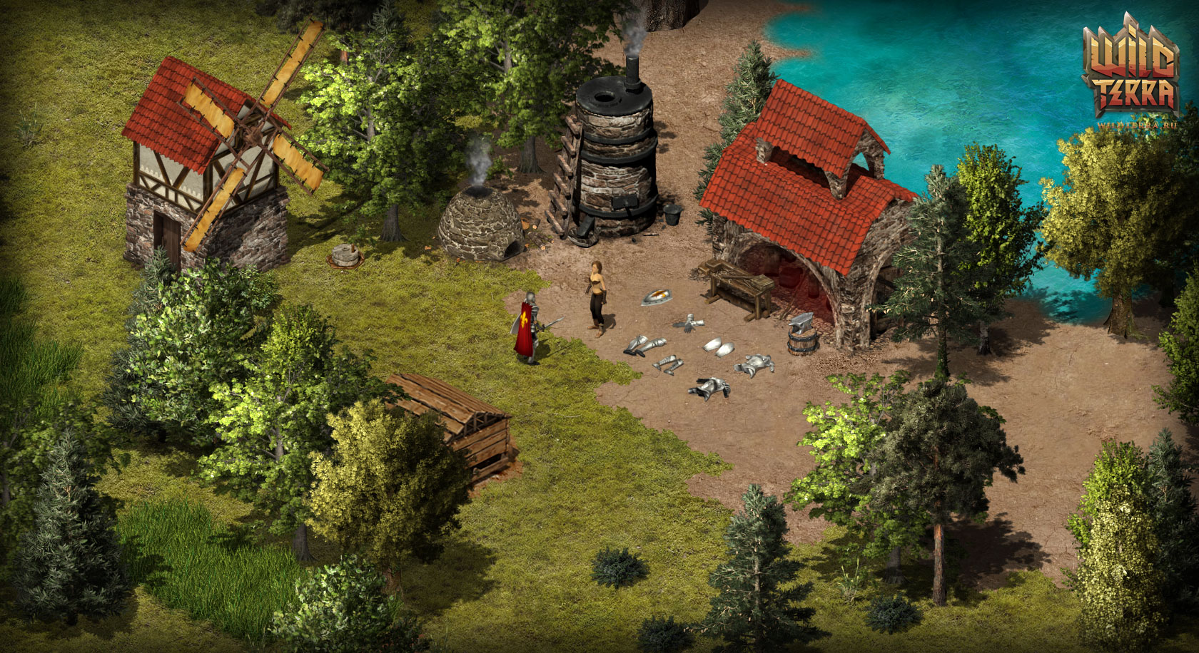 Wild Terra: Блог им. grehosh: Wild terra online